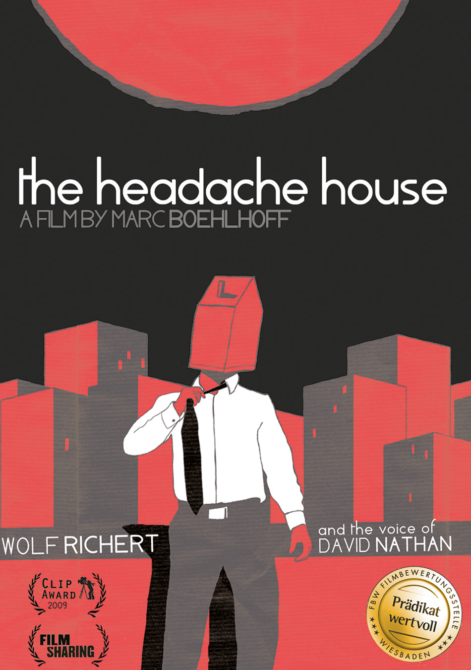 The Headache House_Poster_01_RGB