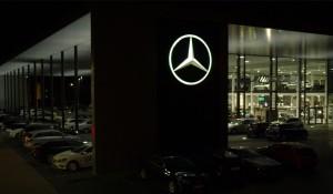 Mercedes-Benz – Autohaus der Zukunft