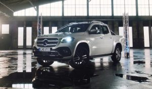 Mercedes X-Class – We think so. (Spec)